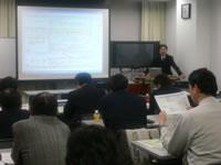 住宅の耐震化を取り巻く状況と耐震診断基準についての講演